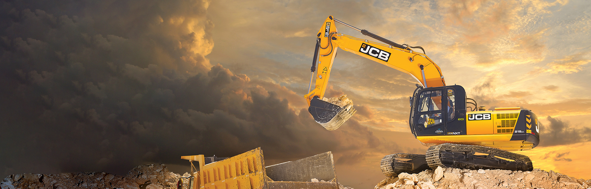 JCB Tracked Excavators Nagpur